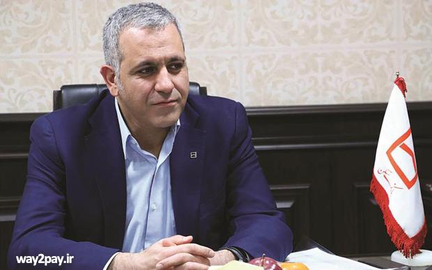 محسن عزیزی عضو هیئت مدیره بانک مسکن
