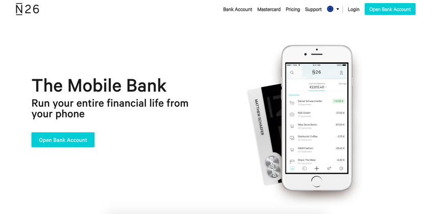 پایگاه خبری آرمان اقتصادی N26-index-way2pay-97-09-15-1 اپلیکیشنهایی که تعریف شما را از بانکداری تغییر خواهند داد