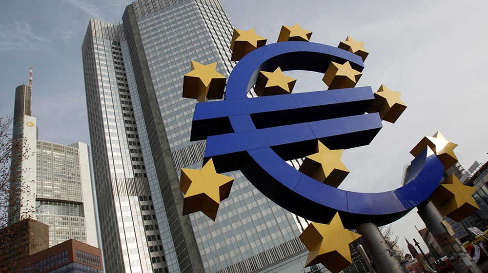 پایانهی فروش در منطقهی یورو