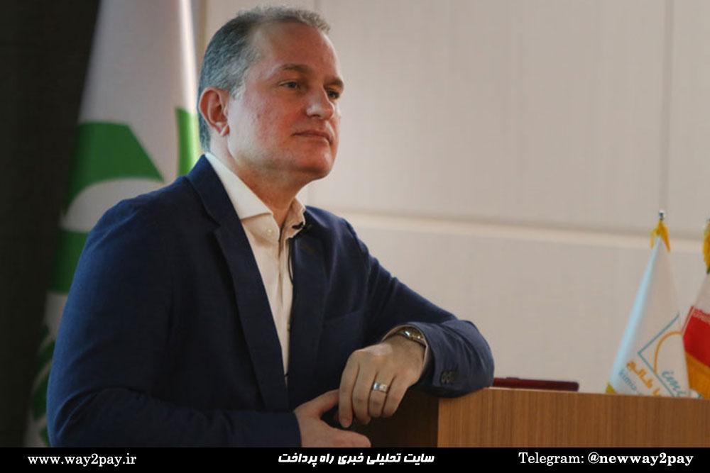 رضا شیرازی، عضو موسس انجمن بلاکچین ایران