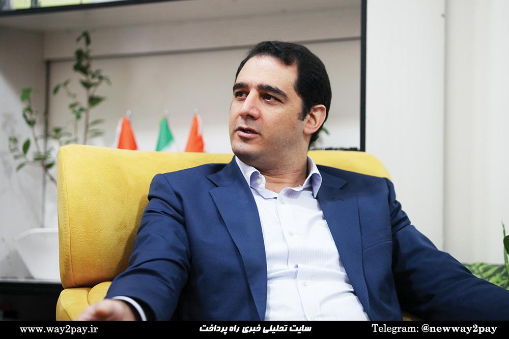شهریار خلیلی؛ مدیرعامل شرکت بهپرداخت ملت