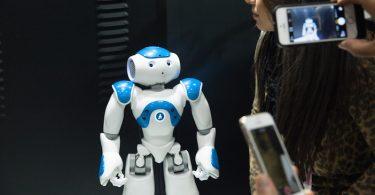 نائو، روبات بانکدار