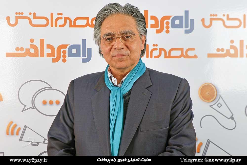 عبدالحمید منصوری مدیرعامل شرکت سامانههای یکپارچه بزرگ فردا