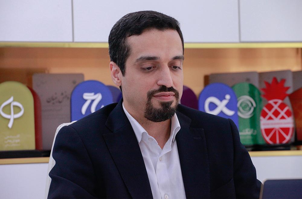علی رسولیزاده، مدیرعامل شرکت پارت