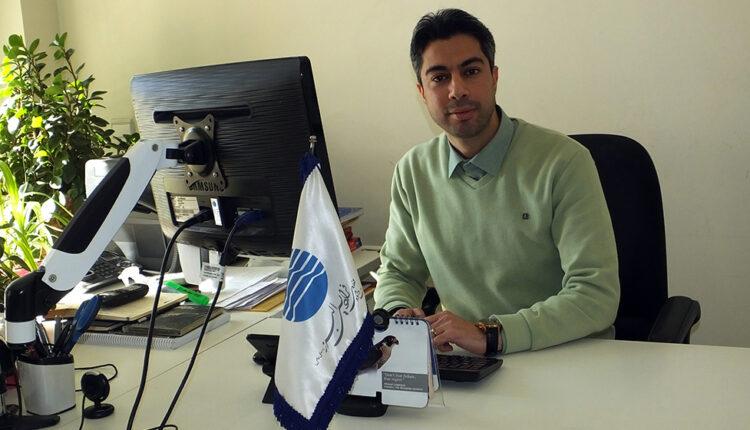 علیاکبر ارسنجانی، مدیر مشتریان شرکت دادهورزی فرادیس البرز