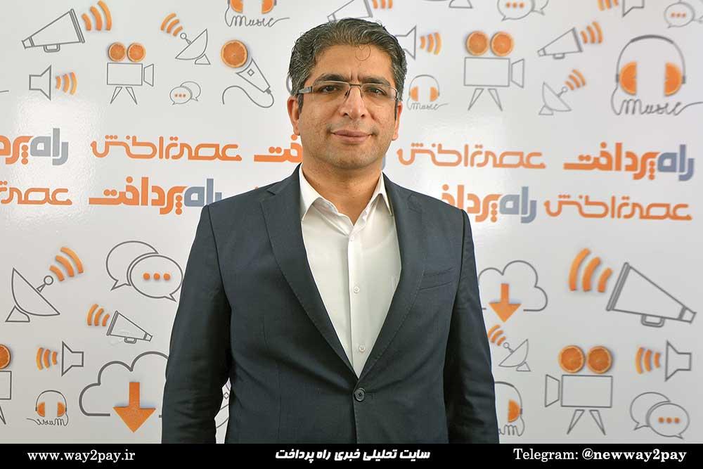 علیرضا مبین مشاور گروه دوران در توسعه کسبوکارهای نو