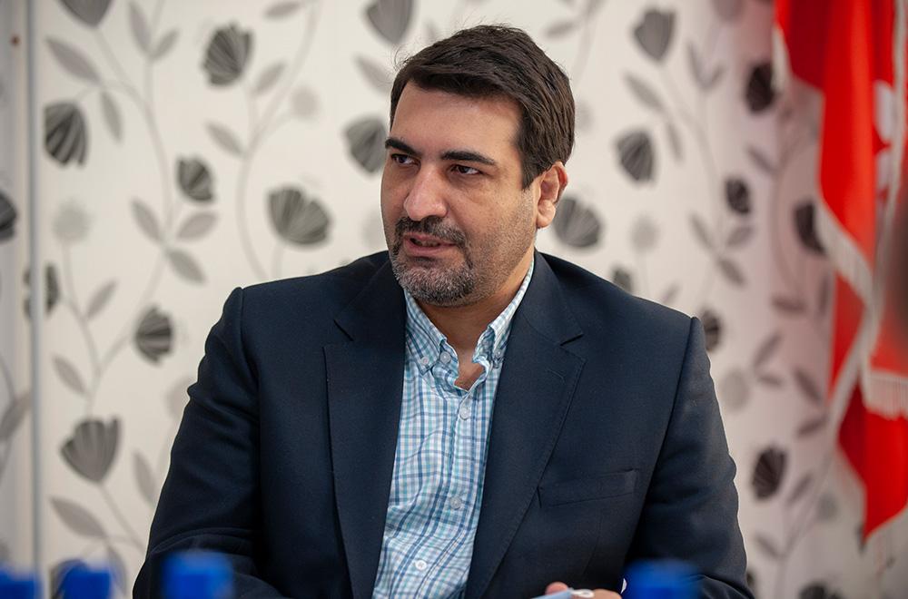 علی راسخ، مدیر کسبوکار «ایزیپی»