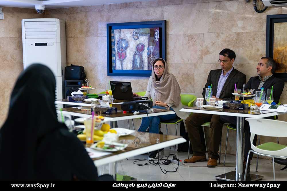 زهرا سالک - مدیر پروژه سامانه مبارزه با پولشویی