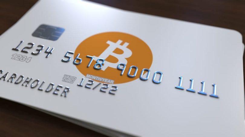 کارتهای مخصوص ارزهای رمزنگاری شده
