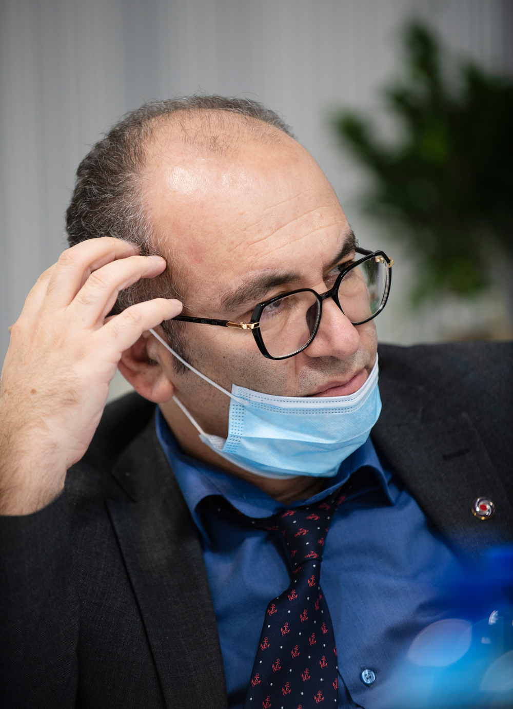 فرهاد اینالویی، معاون فناوری اطلاعات بانک ایرانزمین