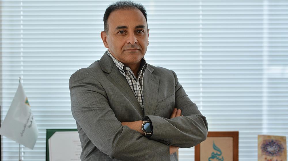 فرشید اردوانی، معاون بازاریابی و عملیات شرکت تجارت الکترونیکی ارتباط فردا