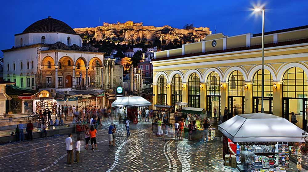 ورود علیپی به یونان