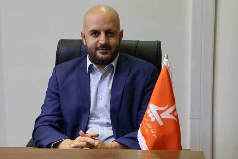 حمیدرضا محمدی، مدیرعامل شرکت تابان آتی پرداز