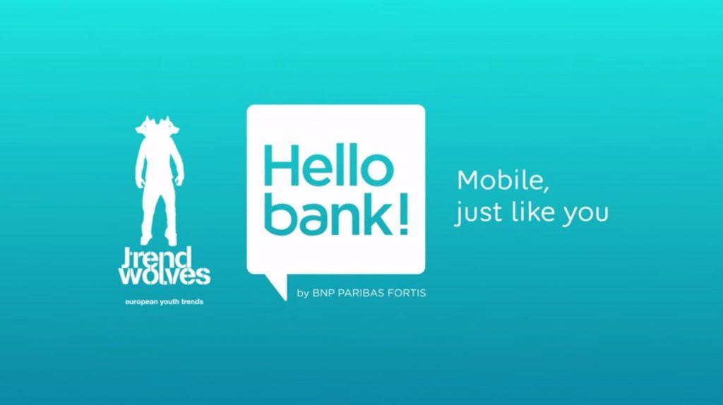 بانک دیجیتال hello bank