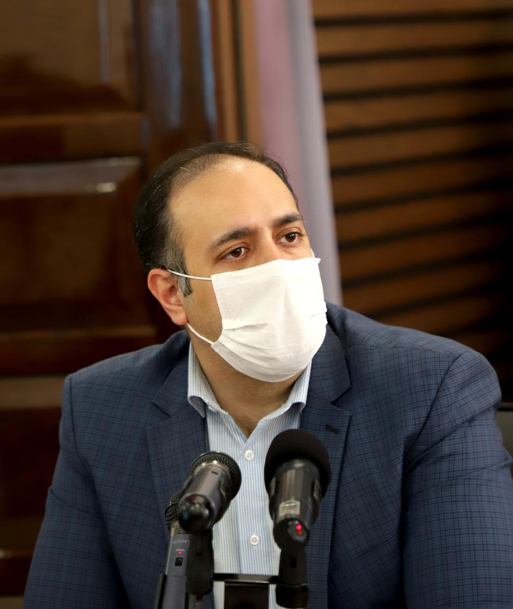 حسین اسلامی، مدیر عامل هلدینگ فناوری نگاه
