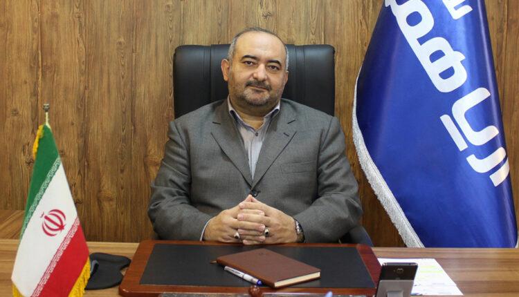 حسین گلستانیفر، مدیرعامل شرکت آریاهمراهسامانه
