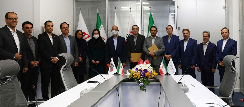 ایران کیش و بیمه تجارت نو با هدف توسعه خدمات الکترونیکی بیمهای تفاهمنامه همکاری امضا کردند