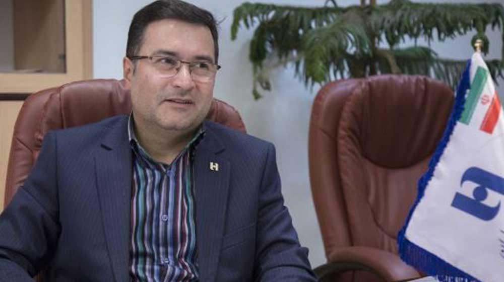 جعفر صدری مدیر امور فناوری اطلاعات بانک صادرات ایران