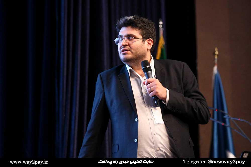 کاوه مشتاق، نویسنده و محقق حوزه بلاکچین و رمزارزها