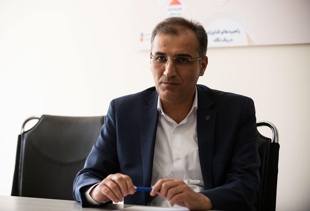 مجید خاکور، مدیرعامل شرکت فناوران اطلاعات خبره