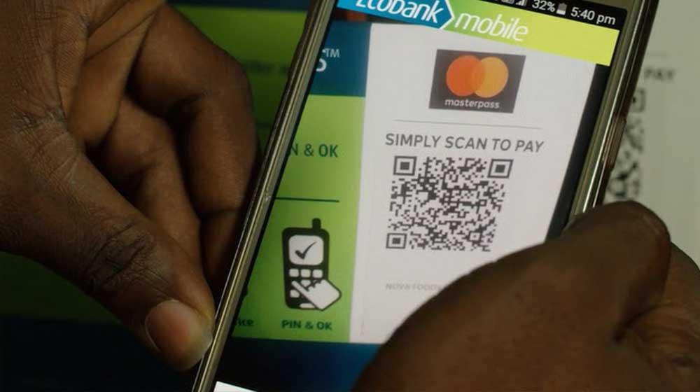 پرداختهای مبتنیبر کدهای QR