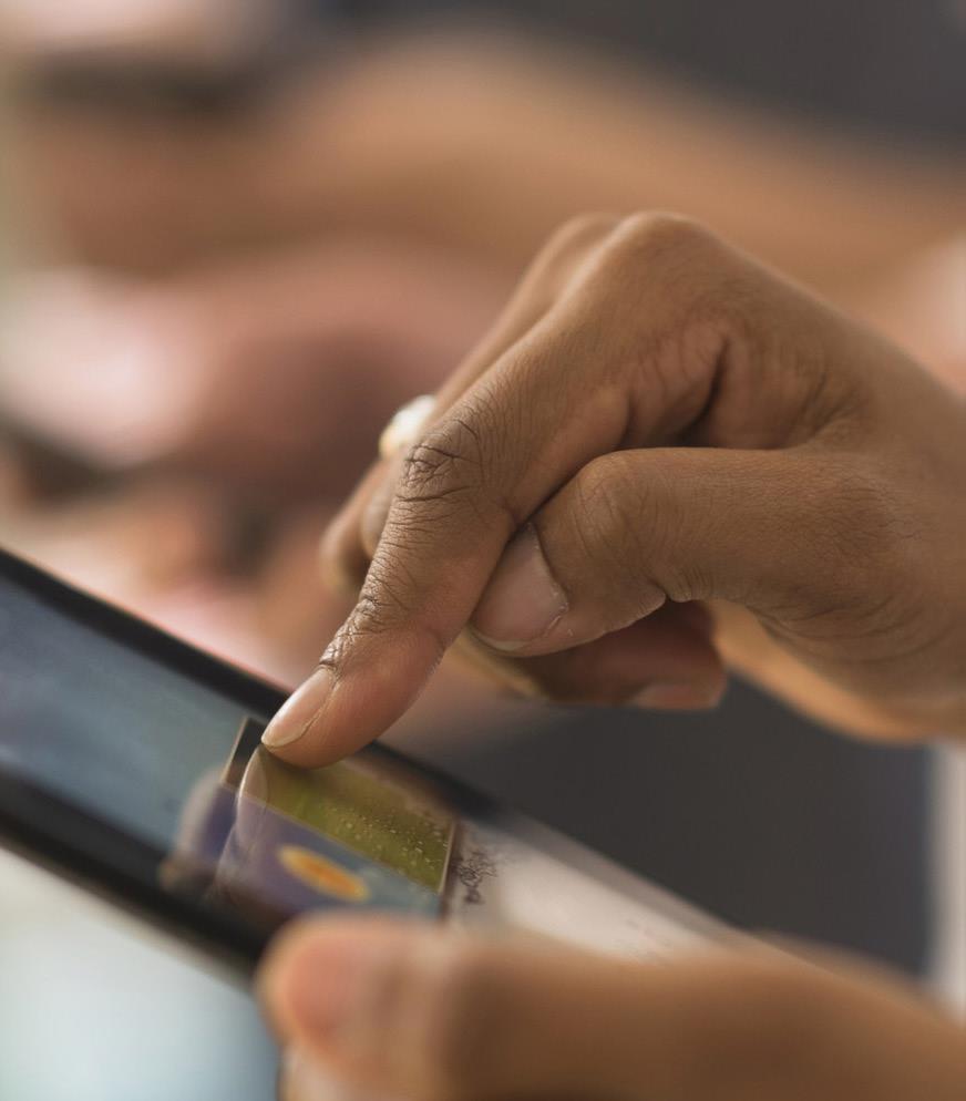 فناوری پول موبایلی