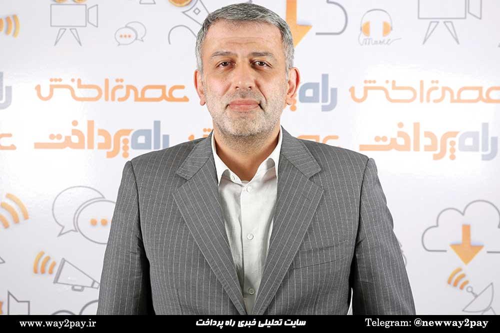 محمد هاشمی اقدم مدیرعامل فرادیس کیش