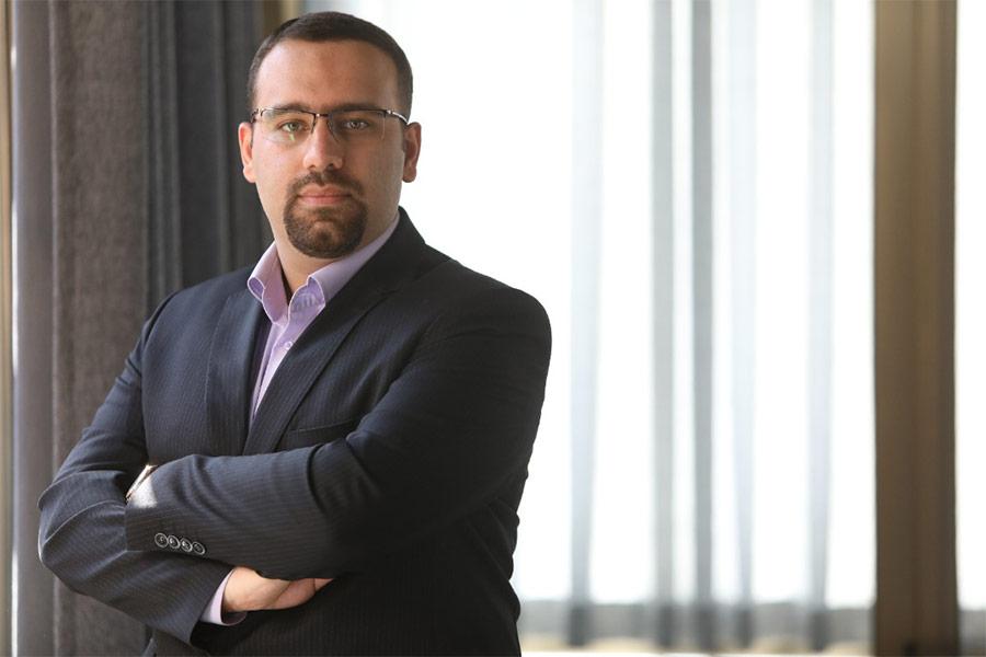 محمد رنجبر، مدیر فناوری اطلاعات بیمه رازی