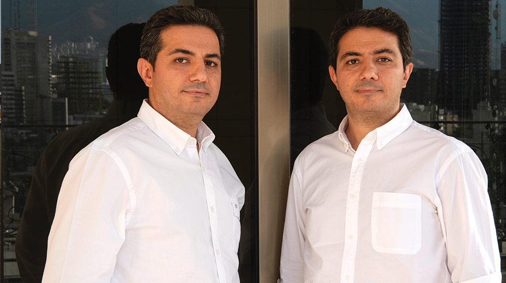سعید محمدی، رئیس هیئتمدیره و حمید محمدی، مدیرعامل دیجیکالا