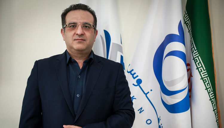 محمدجواد صمدی، قائممقائم مدیرعامل شرکت ققنوس