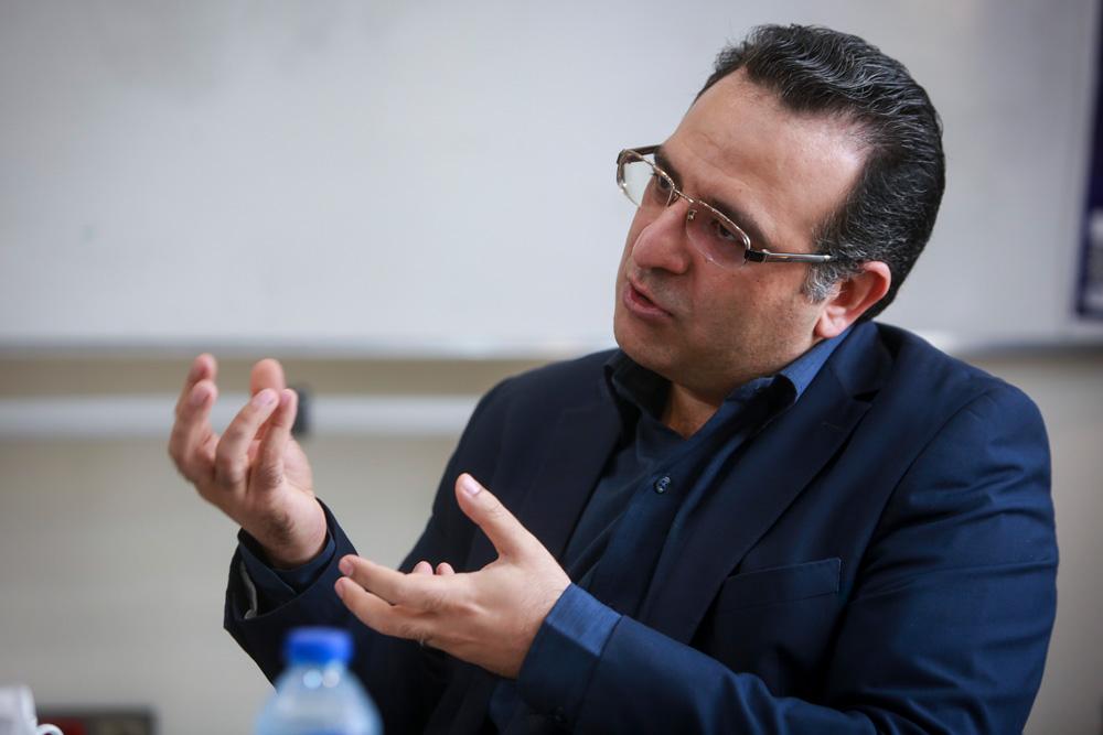 محمدجواد صمدی، قائممقام مدیرعامل ققنوس