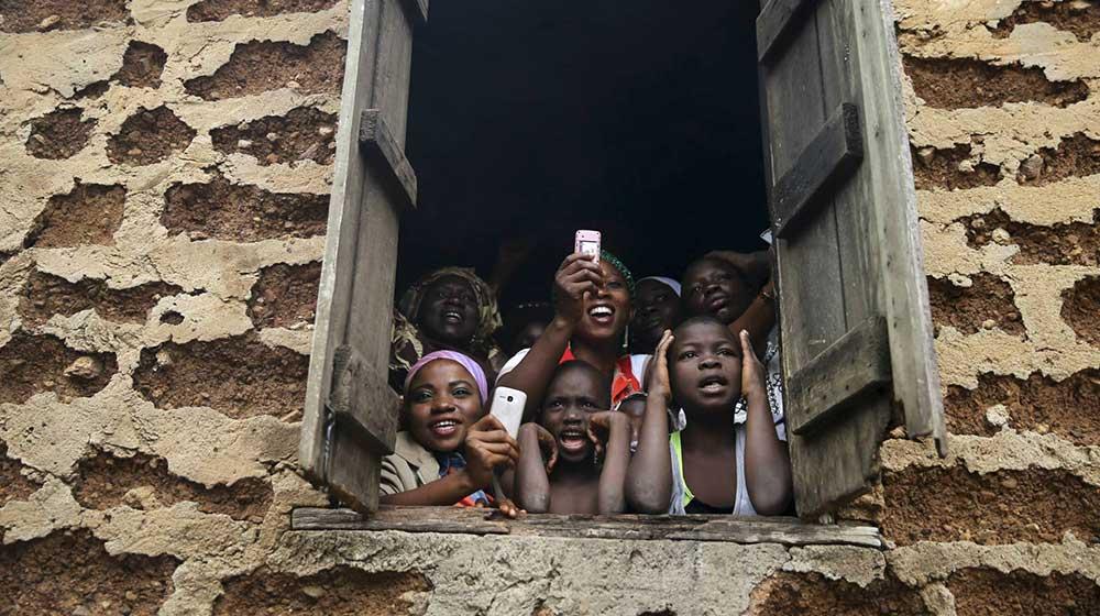 پرداخت موبایلی در نیجریه