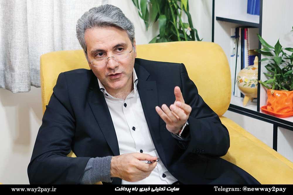 علی نوروزی، مدیرعامل شرکت پردازش اطلاعات مالی نوآوران امین