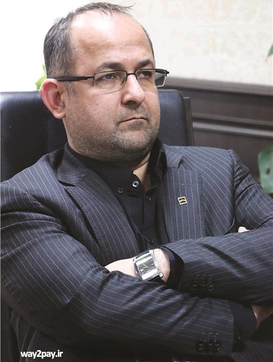 ساسان شیردل مدیر امور فناوری اطلاعات و ارتباطات بانک مسکن