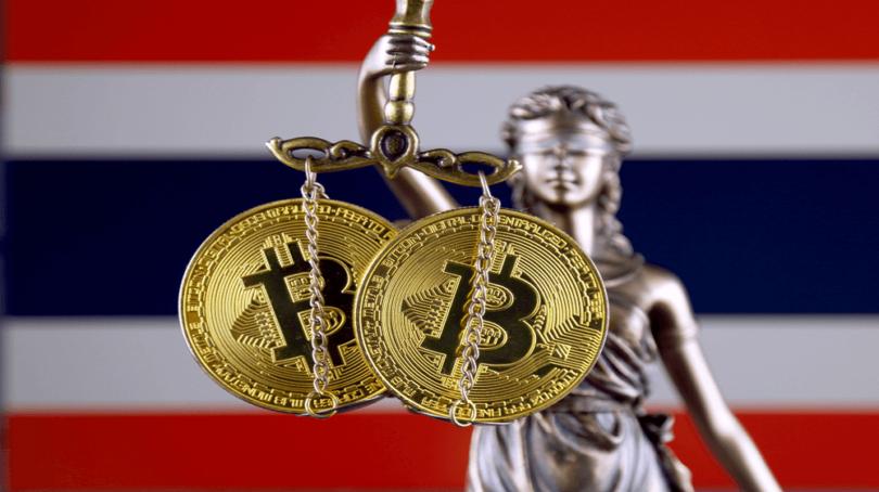 ارز رمزنگاریشده در تایلند