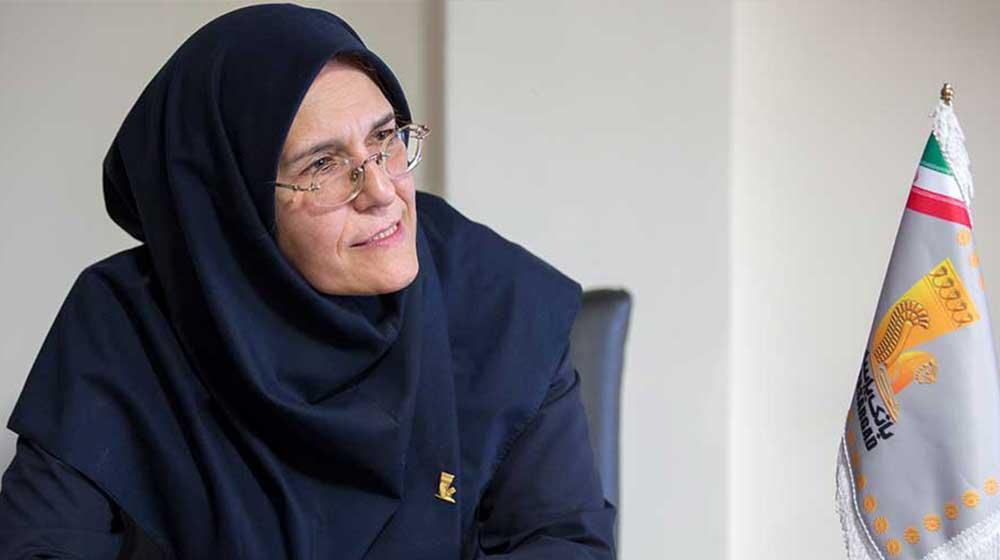 زهرا میرحسینی عضو هیات عامل و معاون فناوری اطلاعات و ارتباطات بانک پاسارگاد
