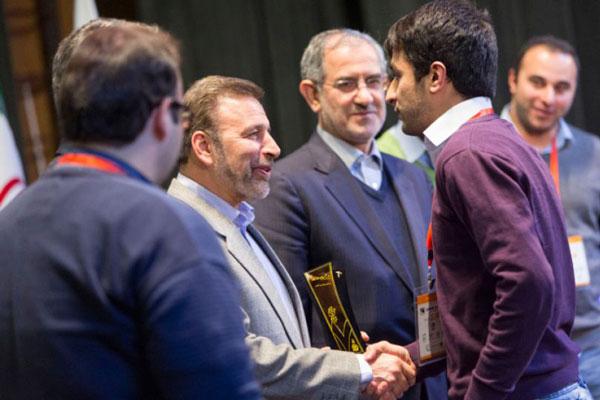 زرینپال در کنفرانس وب و موبایل ایران در گروه پرداخت آنلاین برنده شد
